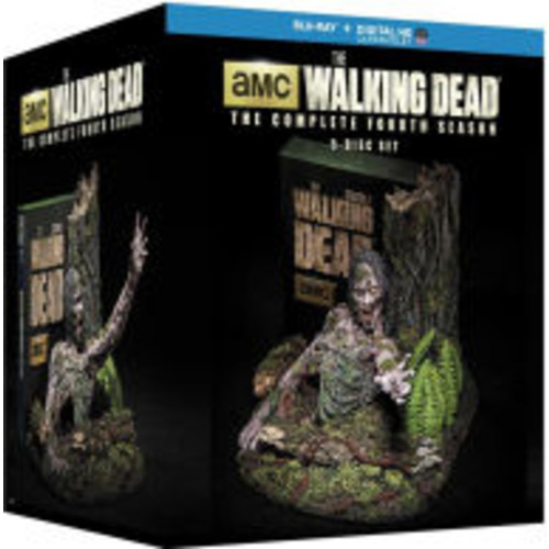 Walking Dead: The Complete Fourth Season [5-Disc Special Edition]