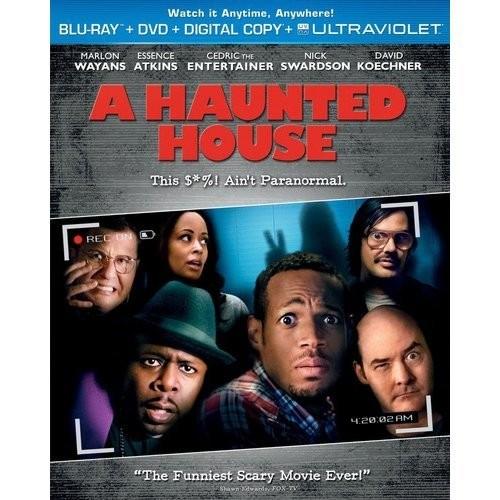 Haunted House Blu Ray/