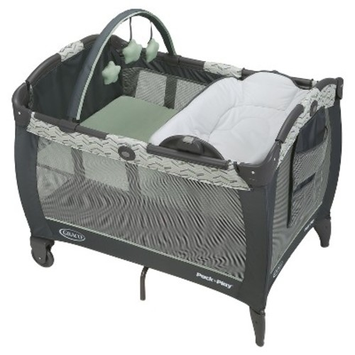 Graco Pack 'n Play Playard with Reversible Napper and Changer Bassinet