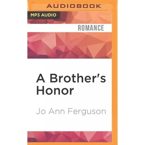 A Brother's Honor (CD-Audio)