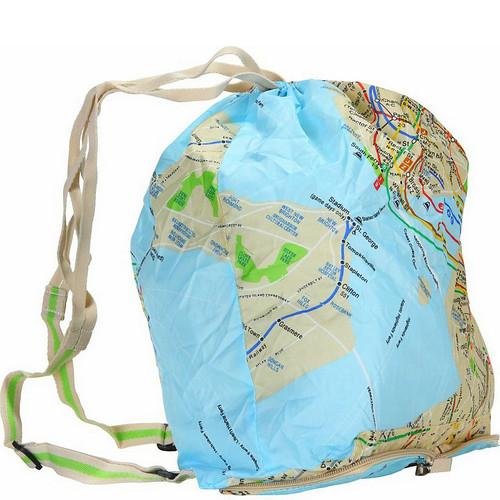 Leighton Umbrellas Folding Backpack