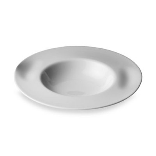 Rosenthal In.gredienti 8 3/4-Inch Impronte Deep Plate with Indents