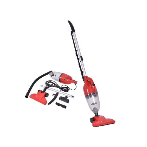 800W 2-in-1 Vacuum Cleaner Corded Upright Stick & Handheld with HEPA Filtration