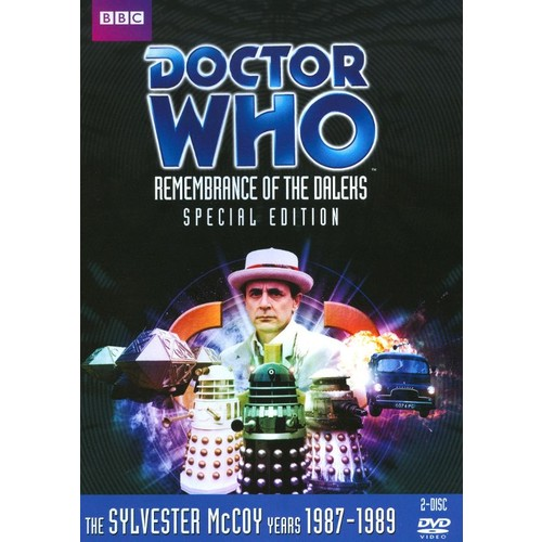 Doctor Who: Remembrance of the Daleks [Special Edition] [2 Discs] [DVD]