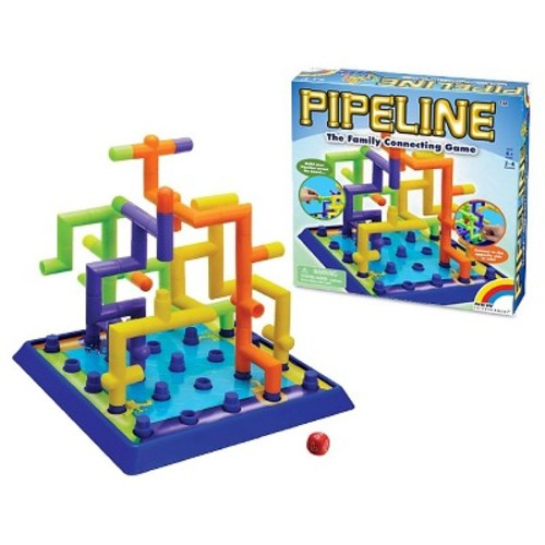 Pipeline Building Game