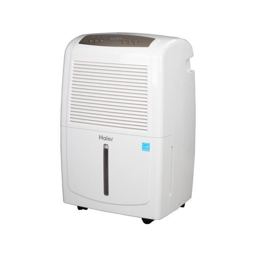 Haier Electronic Air Dehumidifier with Pump, 70-Pint, Energy Star Rated   HM70EP