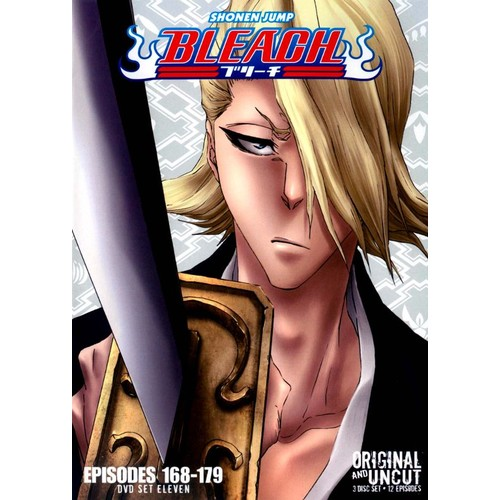 Bleach Uncut Box Set, Vol. 11 [3 Discs] [DVD]