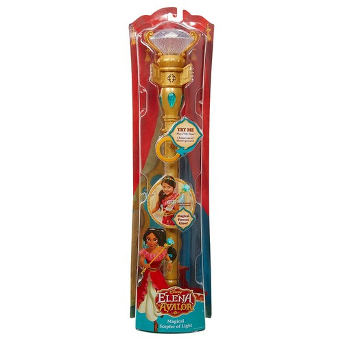 Disney Elena of Avalor Magical Scepter of Light