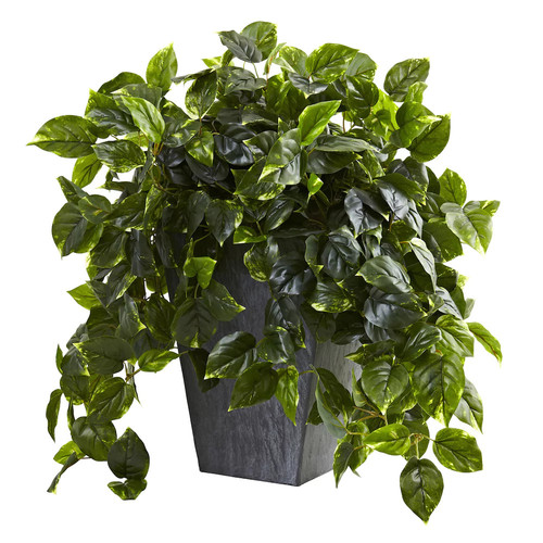 nearly natural Artificial Indoor / Outdoor Pothos Plant