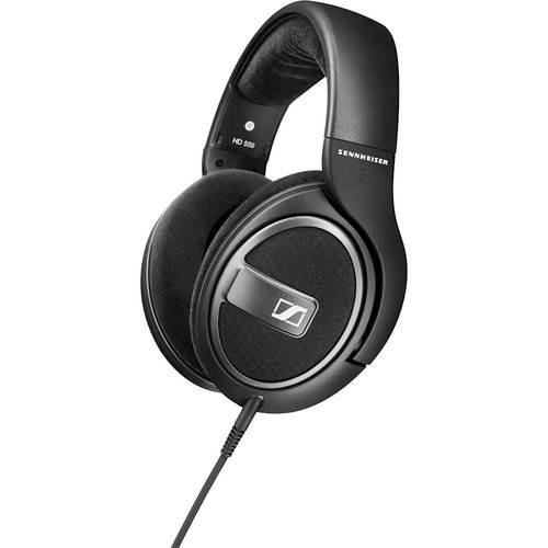 Sennheiser - HD 559 Over-the-Ear Headphones - Black