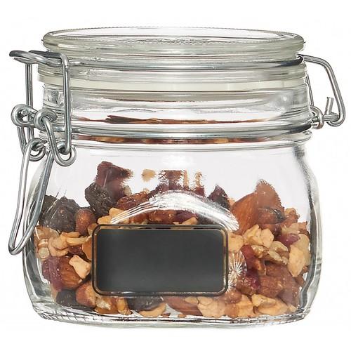 Bormioli Rocco Fido Glass Jar - 17.5 oz.