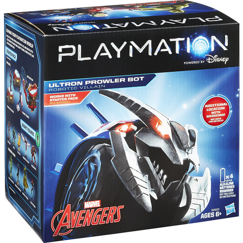 Hasbro - Playmation Marvel Avengers Ultron Prowler Bot