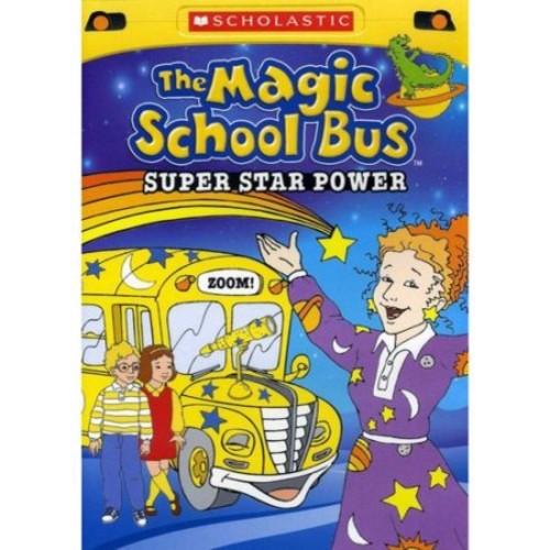 The Magic School Bus: Super Star Power [DVD]