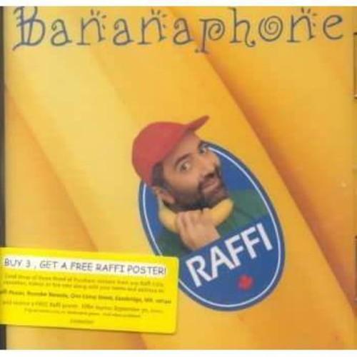 Raffi - Bananaphone (CD)