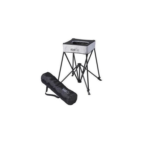 KidCo DinePod - Midnight - KidCo DinePod in Midnight - lightweight, portable highchair that p