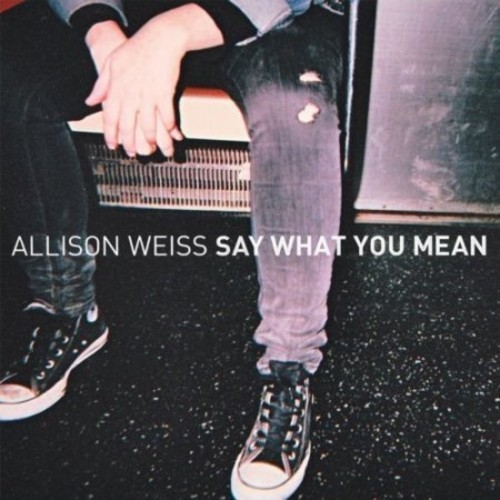 Say What You Mean [CD]