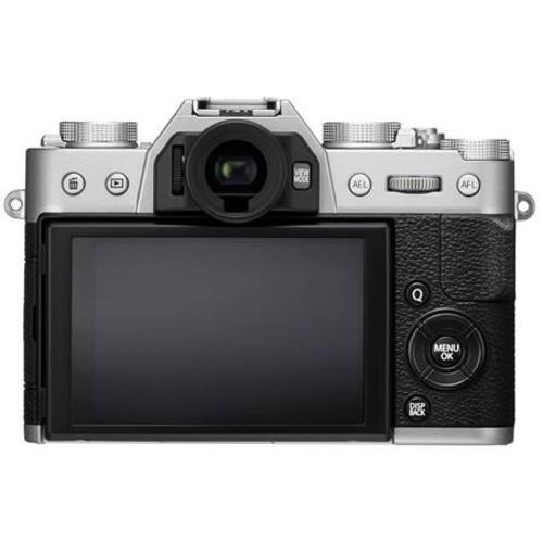 Fujifilm X-T20 24.3MP Mirrorles Digital Camera Silver With Free Accessory Bundle