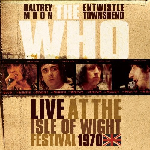 Live At The Isle Of Wight Festival 1970 [2 CD]