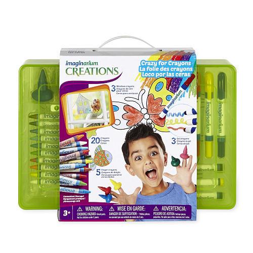 Imaginarium Creations Crazy for Crayons Case