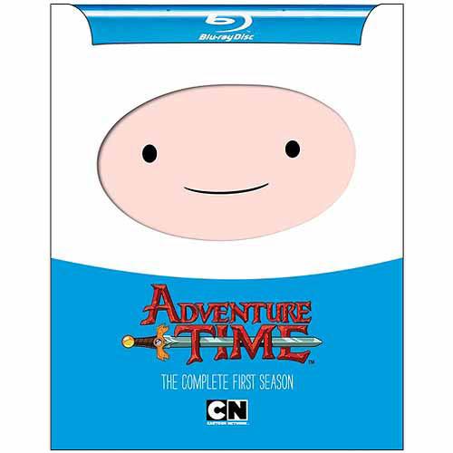 Cartoon Network-Adventure Time-Complete 1st Season (Blu-Ray)