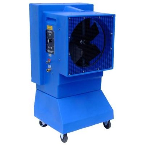 MaxxAir Direct Drive 2600 CFM Variable Speed Portable Evaporative Cooler for 900 sq. ft.