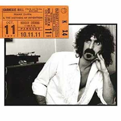 Frank Zappa & the Mothers - Carnegie Hall [Audio CD]