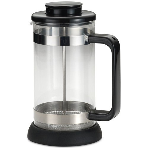 BonJour Riviera 8-Cup French Press with Coaster and Coffee Scoop
