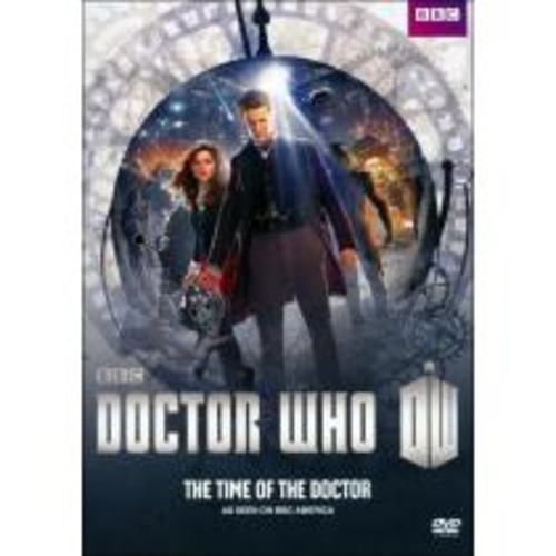 Doctor Who: The Time of the Doctor [DVD]