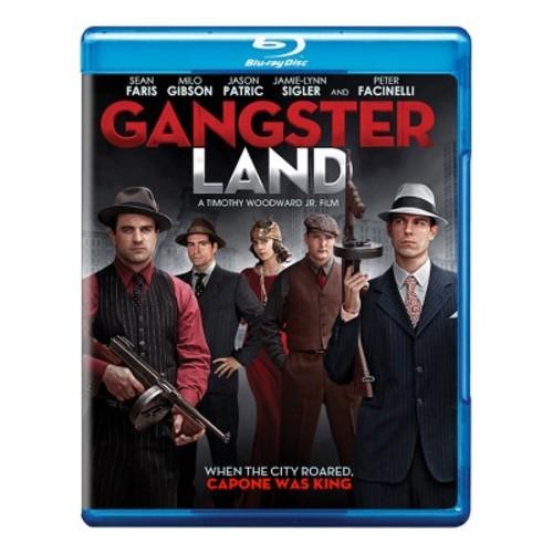Gangster Land (Blu-ray)