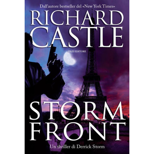 Storm Front (Italian Edition)