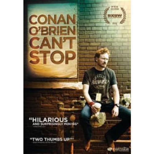 Conan O'Brien Can't Stop WSE DD5.1