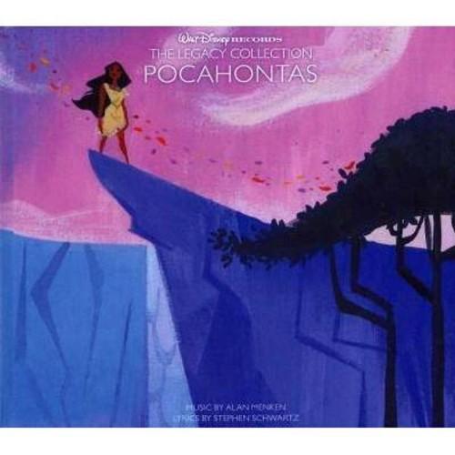 Walt Disney Records The Legacy Collection: Pocahontas [2 CD]