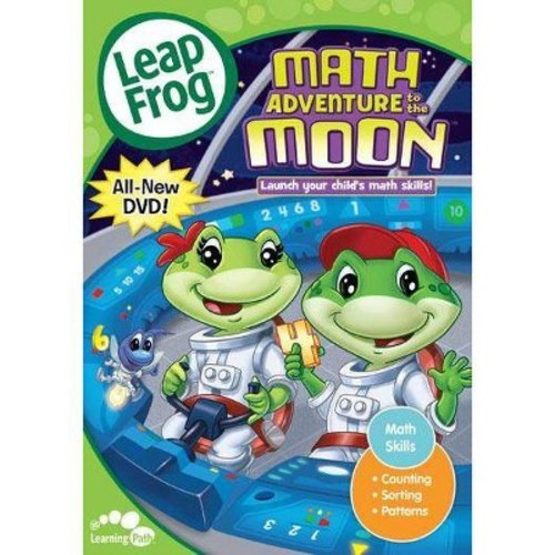 Leapfrog: Math Adventure/moon