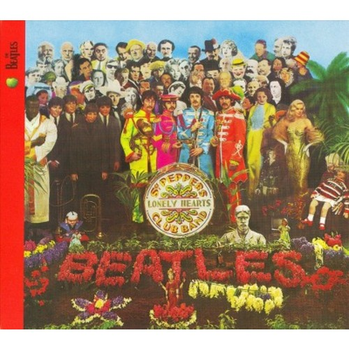 The Beatles - Sgt. Pepper's Lonely Hearts Club Band (CD)