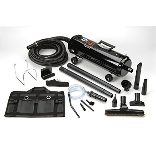 Metropolitan Vacuum PRO-83BA Vac N Blo Car Detail Vacuum [Black]