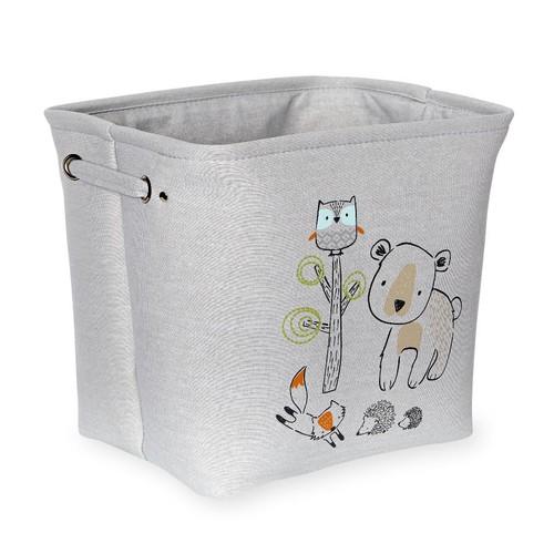 Koala Baby Canvas Storage Bin - Woodland