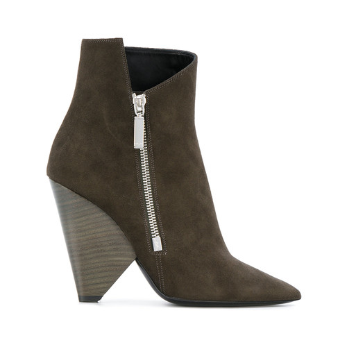 Niki 85 asymmetric boots