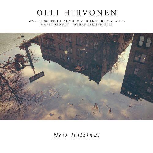 Nispirit Helsinki CD