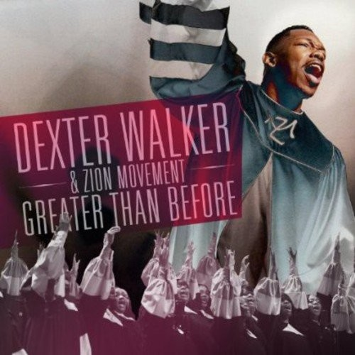Greater Than Before [CD]