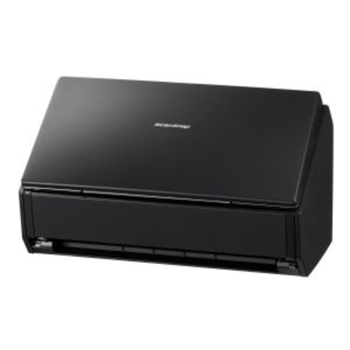 Fujitsu ScanSnap iX500 - Document scanner - Duplex - 8.5 in x 34.0 in - 600 dpi x 600 dpi - up to 25 ppm (mono) / up to 25 ppm (color) - ADF (50 sheets) - USB 3.0, Wi-Fi(n)