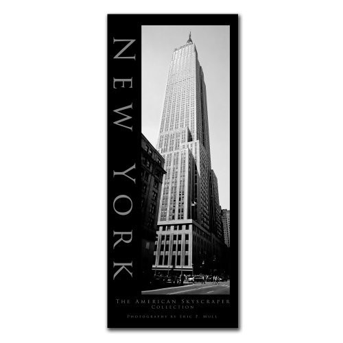York II by Preston, 10x24-Inch Canvas Wall Art [10 by 24-Inch]