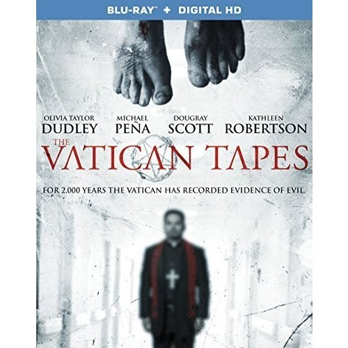 The Vatican Tapes (Blu-ray + Digital HD)