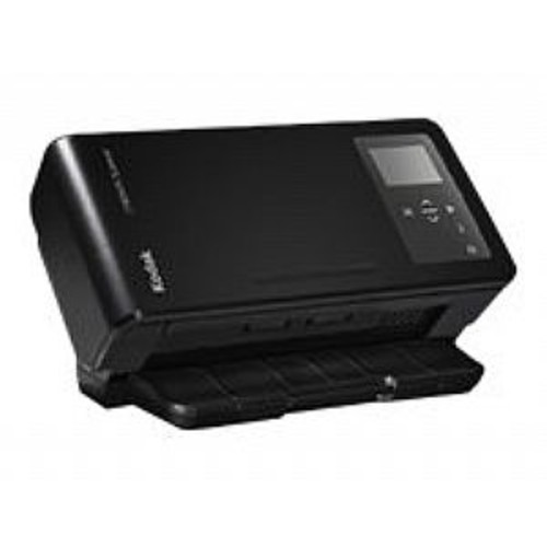 Kodak i1190WN - Document scanner - Duplex - 8.46 in x 14 in - 600 dpi x 600 dpi - up to 40 ppm (mono) / up to 40 ppm (color) - ADF ( 75 sheets ) - up to 5000 scans per day - USB 2.0, LAN, (1832161)