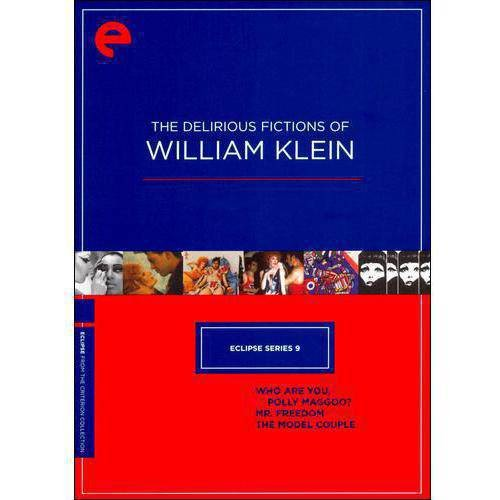 The Delirious Fictions of William Klein [3 Discs] [Criterion Collection] [DVD]