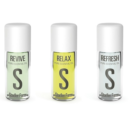 3 Pack Essential Oils