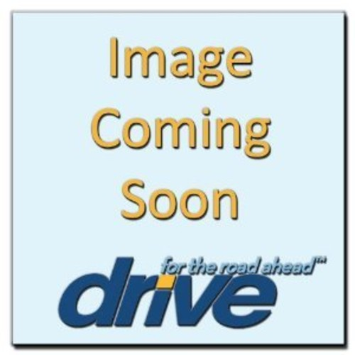 Drive Medical Full Body Patient Lift Sling, Mesh with Commode Cutout, Large [Large]