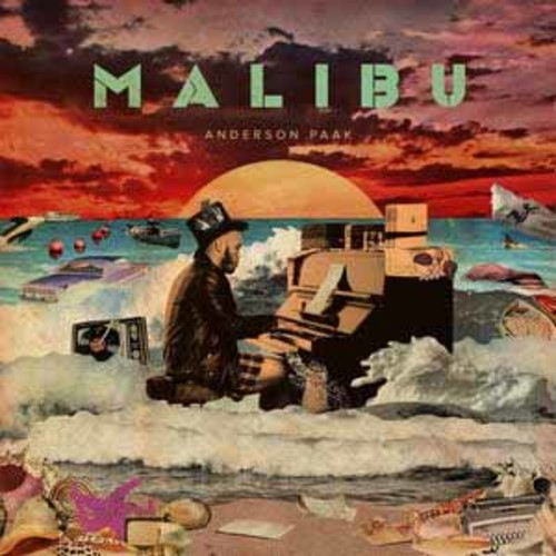 Anderson Paak - Malibu [Explicit Content] [Audio CD]