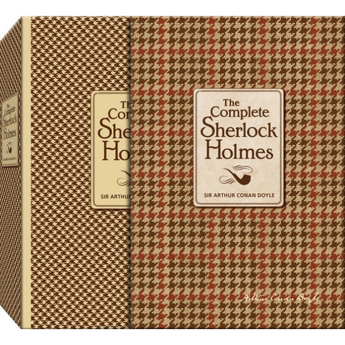 Complete Sherlock Holmes (Barnes & Noble Collectible Editions)