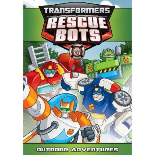 Transformers Rescue Bots:Outdoor Adve (DVD)
