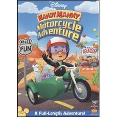 Handy Manny: Motorcycle Adventure WSE DD2